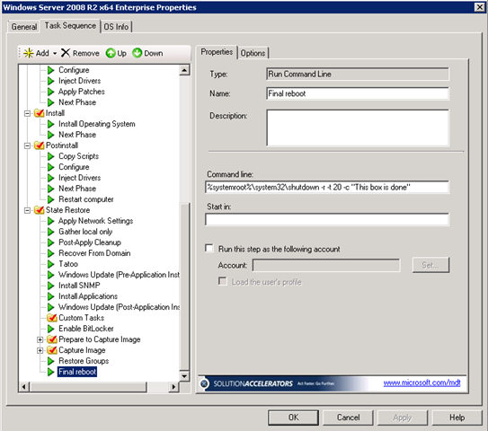 MDT 2010 – Things you should do – Part I – The Deployment Bunny