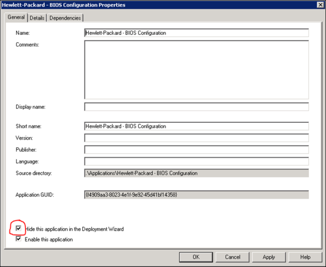 Enable TPM via Task Sequence on HP Boxes – The Deployment Bunny