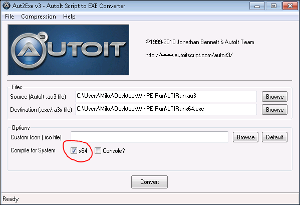 """Password or PIN Code """"protect"""" MDT 2010 LiteTouch – The"""