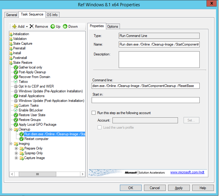 Nice to Know – Reduce the size of your Windows 8 1 WIM after