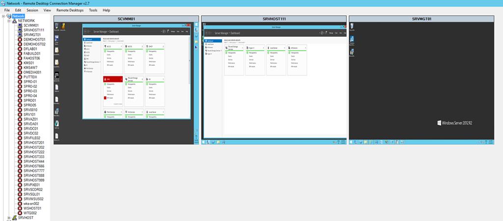remote desktop conecction