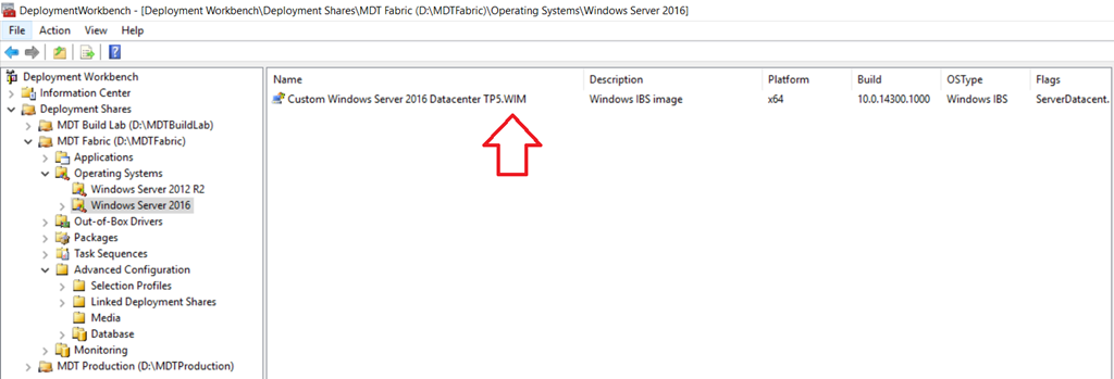"OSD – In MDT 2013 Update 2–Sometimes ""WimSplit"" works and"